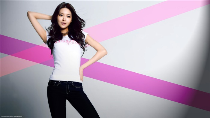 Choi Soo Young Korean beauty photo wallpaper 01 Views:7380