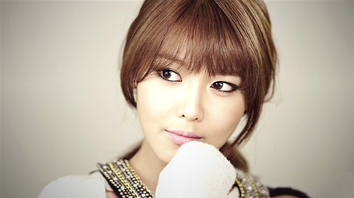 Choi Soo Young Korean beauty photo wallpaper 09 Views:7984