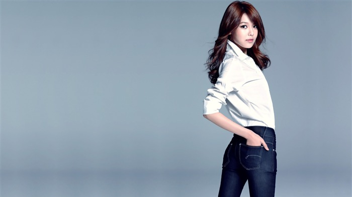 Choi Soo Young Korean beauty photo wallpaper 13 Views:8666