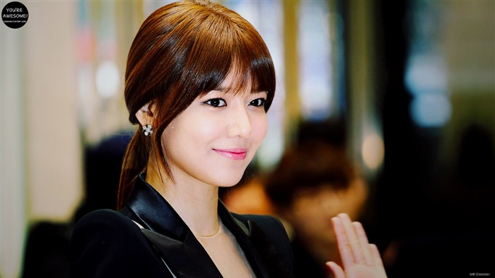 Choi Soo Young Korean beauty photo wallpaper Views:14747