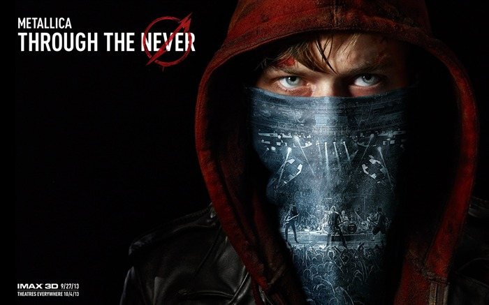 Metallica Through the Never Movie HD Wallpaper Views:11649