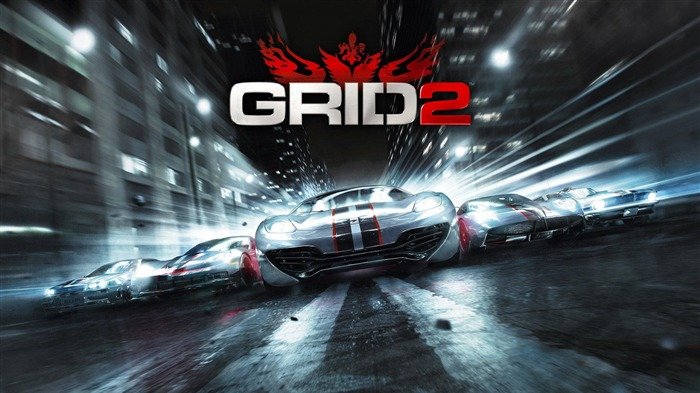 Race Driver GRID 2 Game HD Wallpaper Views:5906