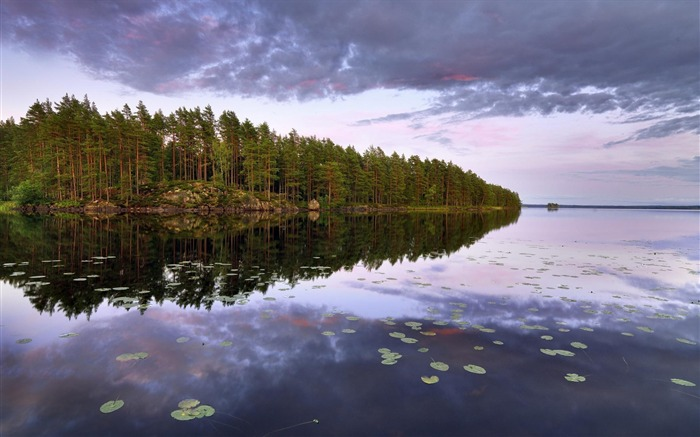 Sweden seasons natural beauty HD Wallpaper 08 Views:2601