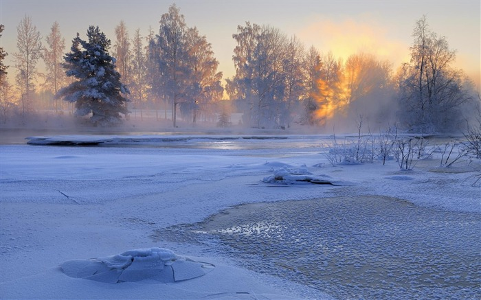 Sweden seasons natural beauty HD Wallpaper 14 Views:3289