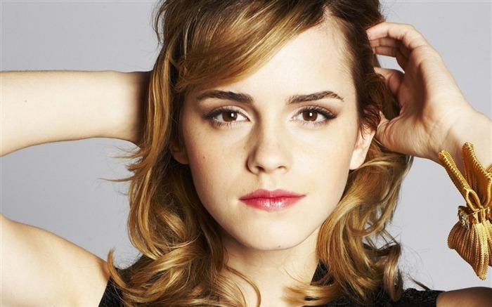 emma watson makeup-Beauty photo HD wallpaper Views:3059
