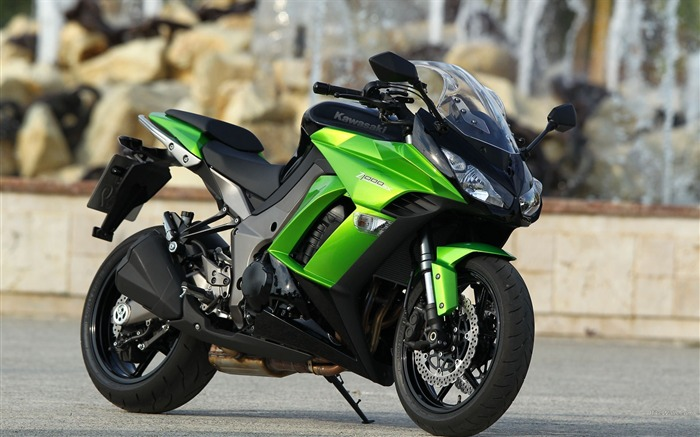 kawasaki z1000sx-Bike Motorcycle HD Wallpaper Views:4217