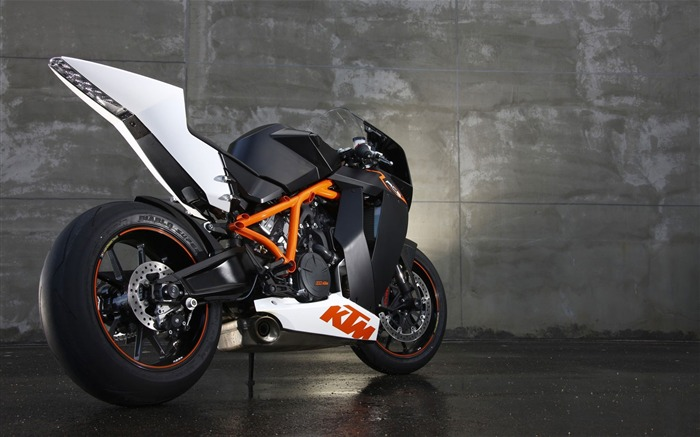 ktm 1190 rc8-Bike Motorcycle HD Wallpaper Views:5367