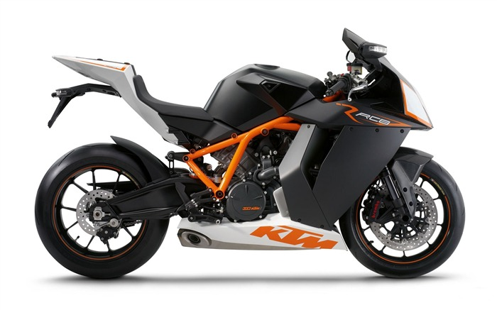 ktm rc8-Bike Motorcycle HD Wallpaper Views:2999