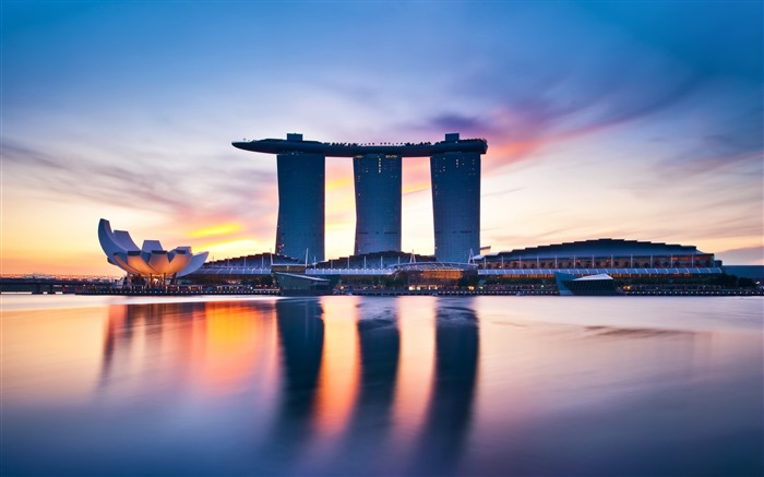 singapore hotel houses-World Travel HD Wallpaper Views:3661