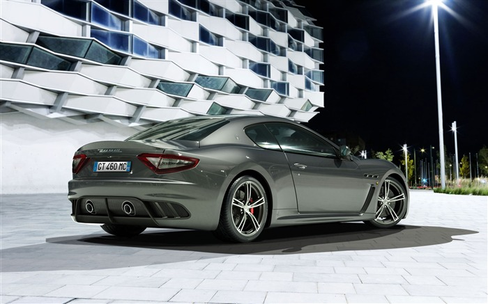 2014 Maserati GranTurismo MC Stradale HD Wallpaper 01 Views:2722