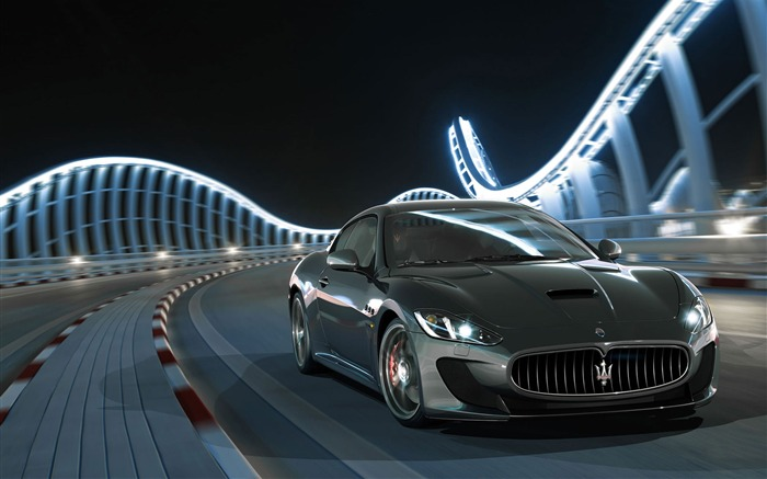 2014 Maserati GranTurismo MC Stradale HD Wallpaper 02 Views:3621