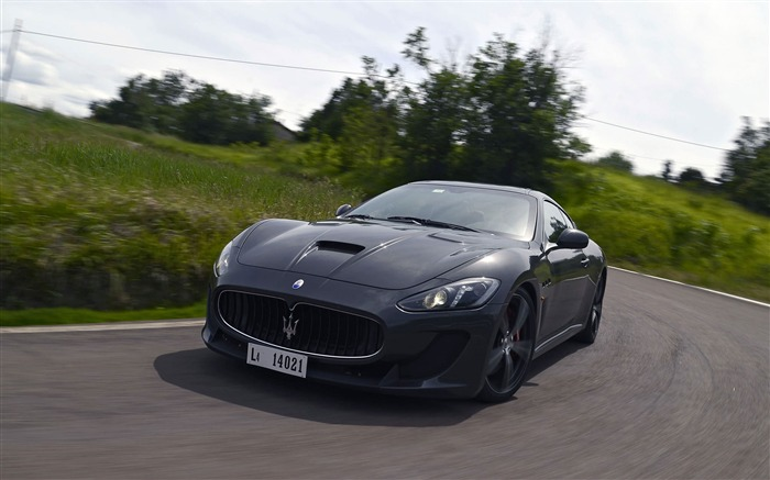 2014 Maserati GranTurismo MC Stradale HD Wallpaper 05 Views:2785