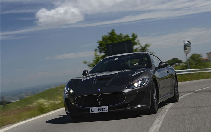 2014 Maserati GranTurismo MC Stradale HD Wallpaper 07 Views:2938