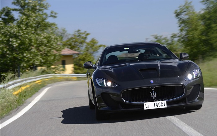 2014 Maserati GranTurismo MC Stradale HD Wallpaper 11 Views:2729