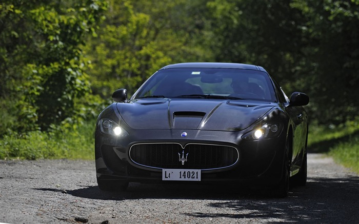 2014 Maserati GranTurismo MC Stradale HD Wallpaper 13 Views:2726