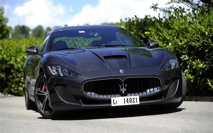2014 Maserati GranTurismo MC Stradale HD Wallpaper 14 Views:2860