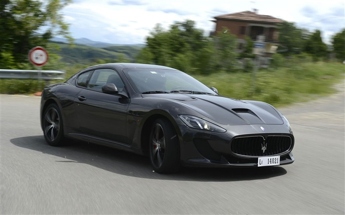 2014 Maserati GranTurismo MC Stradale HD Wallpaper 17 Views:1199