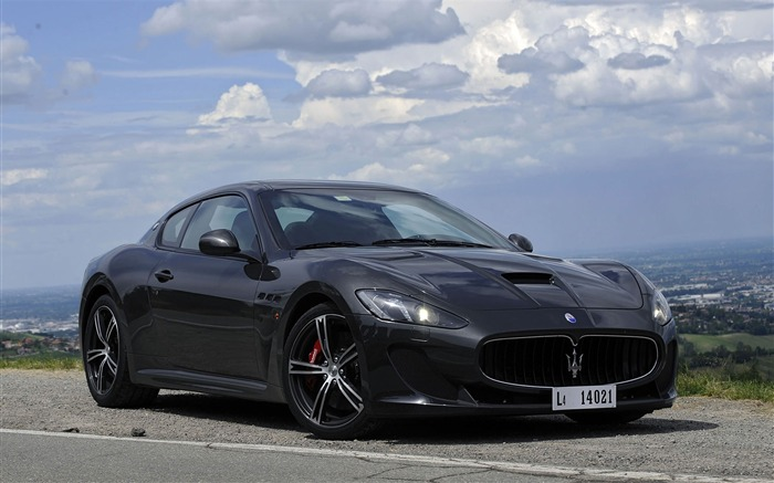 2014 Maserati GranTurismo MC Stradale HD Wallpaper 18 Views:1462