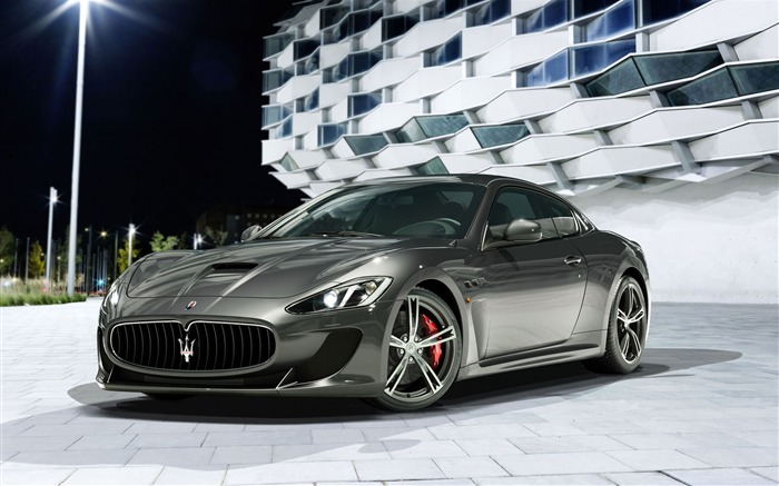 2014 Maserati GranTurismo MC Stradale HD Wallpaper Views:4800