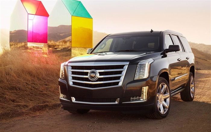 2015 Cadillac Escalade Car HD Wallpaper Views:5310