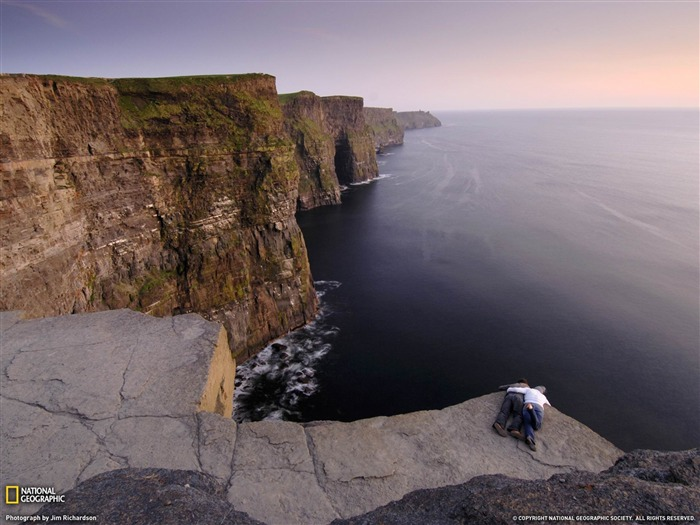 Cliffs of Moher Ireland-National Geographic Wallpaper Views:3376