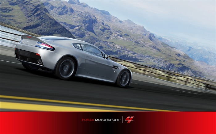 Forza Motorsport 4 Windows 7 Car Wallpapers 12 Views:3093