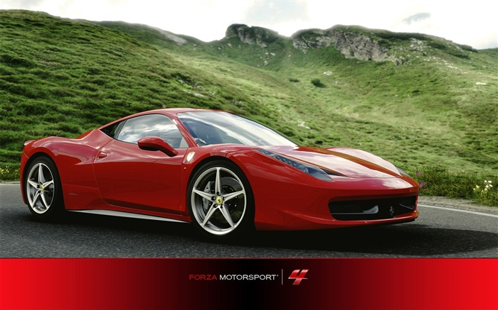 Forza Motorsport 4 Windows 7 Car Wallpapers 16 Views:2260