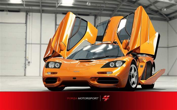 Forza Motorsport 4 Windows 7 Car Wallpapers Views:10347