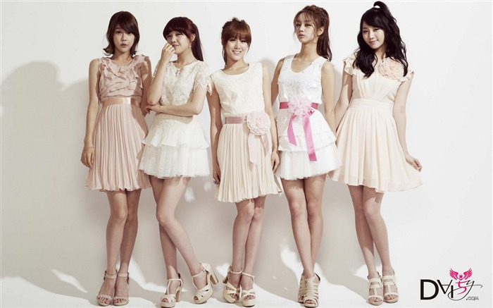 Girls Day Korean beauty portfolio wallpaper 12 Views:16584