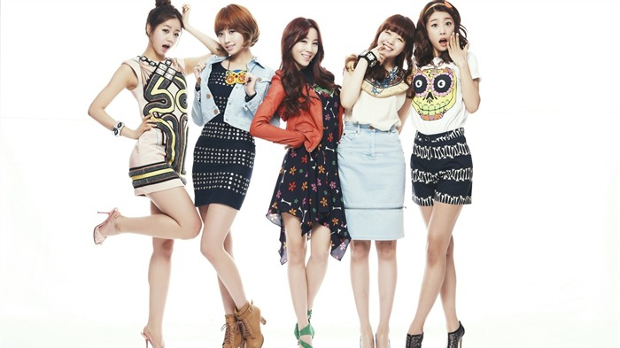 Girls Day Korean beauty portfolio wallpaper 14 Views:4415