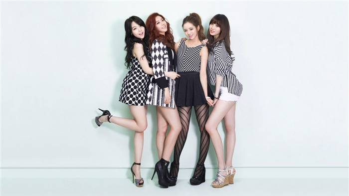Girls Day Korean beauty portfolio wallpaper 15 Views:12156