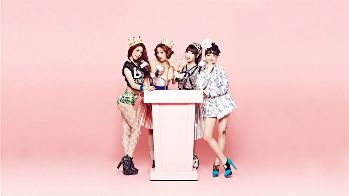 Girls Day Korean beauty portfolio wallpaper 16 Views:2166