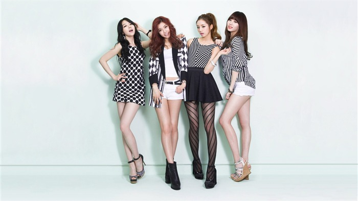Girls Day Korean beauty portfolio wallpaper 17 Views:2506