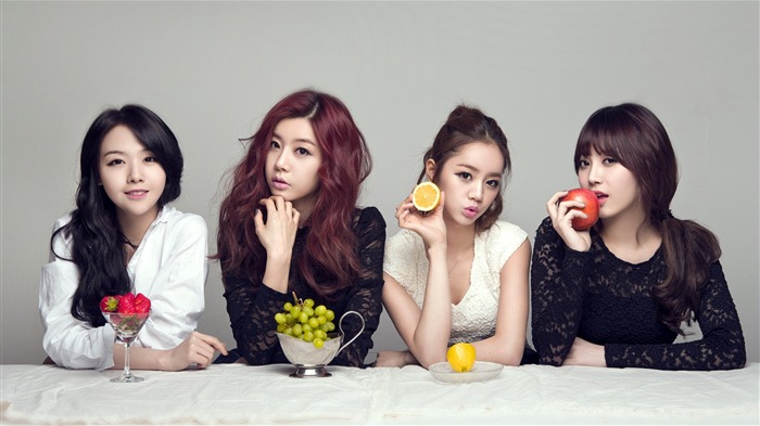 Girls Day Korean beauty portfolio wallpaper 18 Views:2219