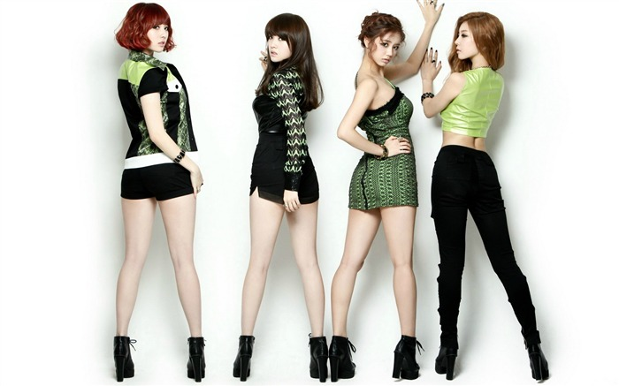 Girls Day Korean beauty portfolio wallpaper 21 Views:2193