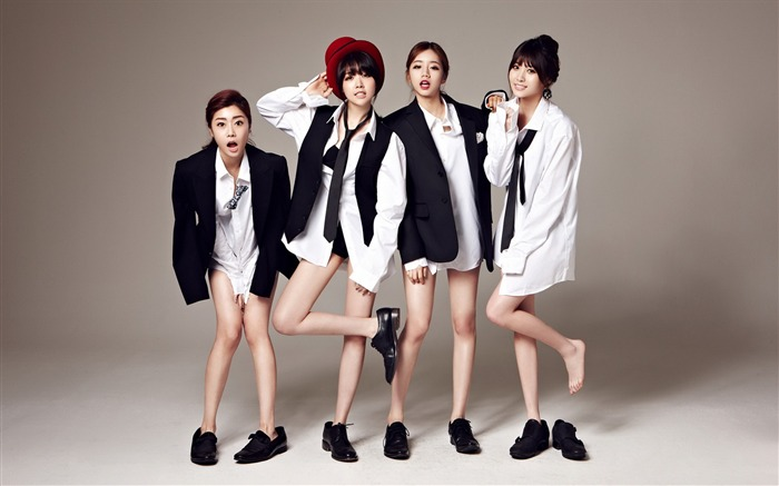 Girls Day Korean beauty portfolio wallpaper 24 Views:2147