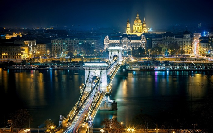 Hungary Budapest city architectural photo HD wallpaper 14 Views:3960