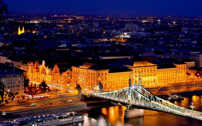 Hungary Budapest city architectural photo HD wallpaper 16 Views:1667