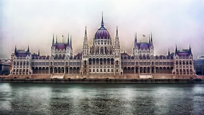Hungary Budapest city architectural photo HD wallpaper 19 Views:1398