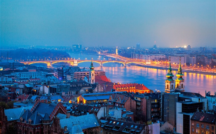 Hungary Budapest city architectural photo HD wallpaper 27 Views:1536