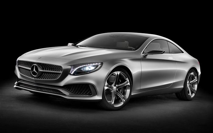 Mercedes-Benz S Class Coupe Concept 2013 Auto HD Wallpaper Views:5289