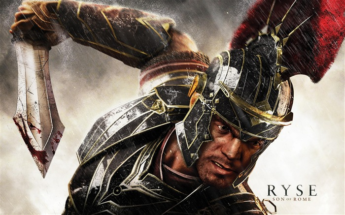 Ryse Son of Rome Game HD Wallpaper Views:9614