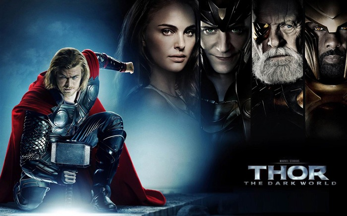 Thor The Dark World Movie HD Wallpaper Views:16483