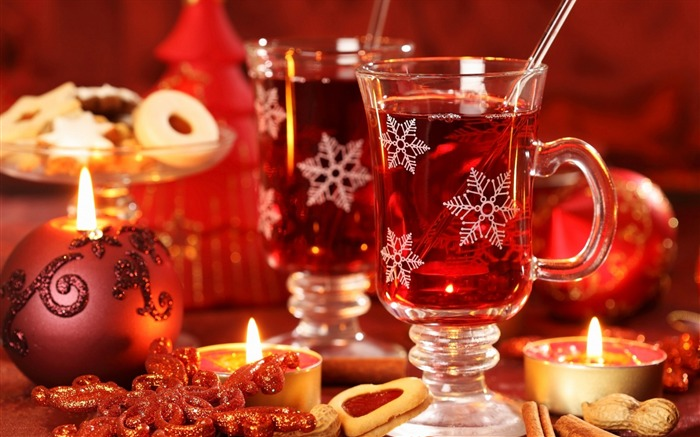 mulled wine wine liquor-Christmas Desktop Wallpaper Views:3624