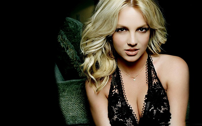 Britney Spears beauty photo HD desktop wallpaper Views:9345