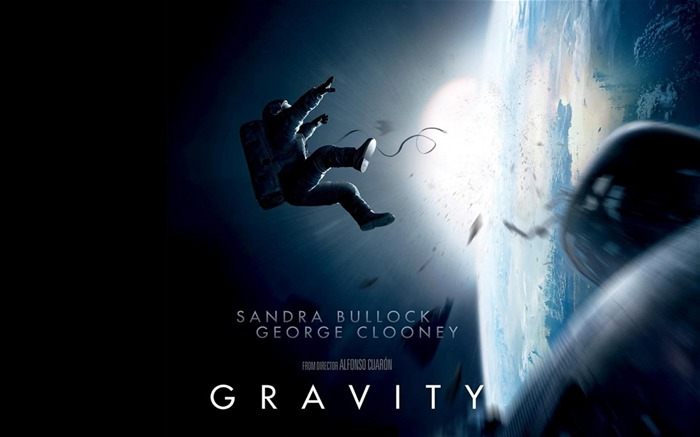 Gravity 2013 Movie HD Wallpaper Views:9670