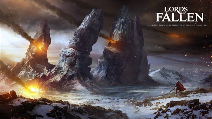 Lords of the Fallen Game HD Wallpaper Views:4657