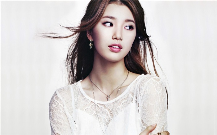 Suzy Korean girls photo HD wallpaper Views:31660