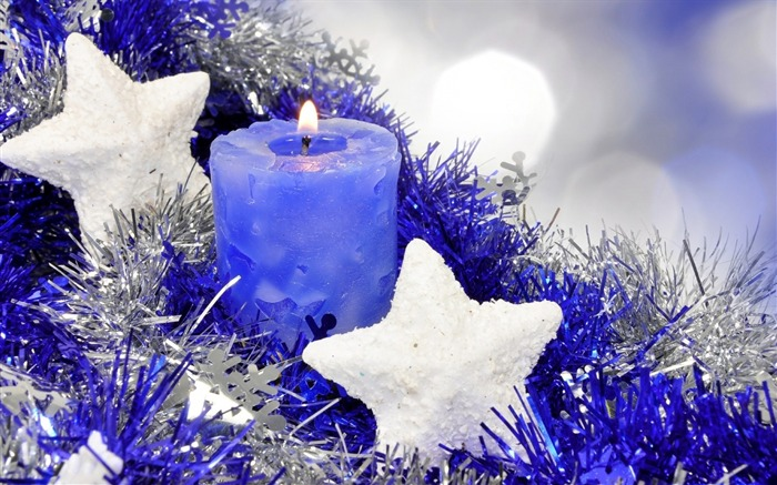 candle decoration new year-holiday theme wallpaper Views:3709