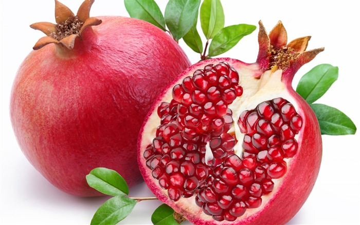 pomegranate ripe fruit-Food HD Wallpaper Views:4099